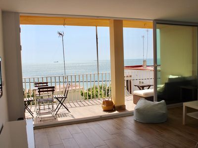 Photo for SUITABLE IN THE PORT OF SANTA MARÍA, WITH IMPRESSIVE VIEWS TO THE SEA (FUENTEBRAVÍA
