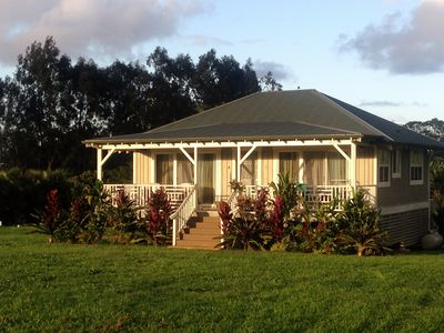 Photo for BEAUTIFUL KAUAI! Serene and Lovely North Shore Cottage 5-STAR!