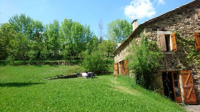 Photo for Charming property in the heart of the Ardèche countryside