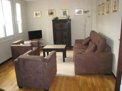 Photo for A comfortable and pleasant apartment in the heart of the 7th arrondissement of Lyon