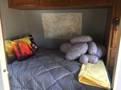 Photo for Basecamp just minutes from Joshua tree national Park Glamping at its finest