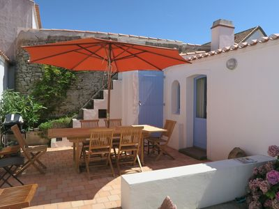 Photo for The Old 2 steps from the sea, very nice house completely renovated