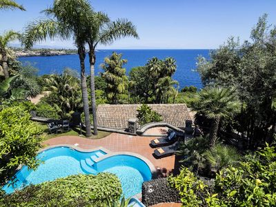 Photo for La Timpa - Villa for 8 people in Santa Tecla di Acireale