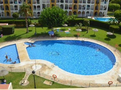 Photo for AlohaTMálaga: Lovely two bedroom apartment 5 minutes away from the beach