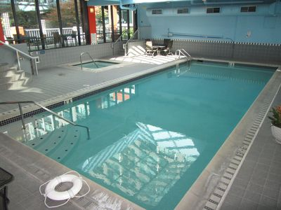 Photo for 1 Block to Pike Place Market ~ Indoor Pool & Spa ~ Harbor Steps Downtown