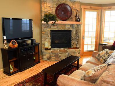 Photo for Seven Springs - Southwind Ski-in Ski-Out Mountaintop Townhouse
