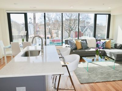 Photo for Airy Loft in Petworth - WALK to metro - Sleeps 5/6