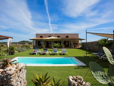 Photo for With heated pool - Finca Son Gat