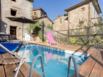 Photo for 1BR House Vacation Rental in Riolo, Toscana