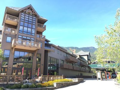 Photo for Luxury Studio -The Lodge at Spruce Peak: Our Lower Rates Include $40 Resort Fee