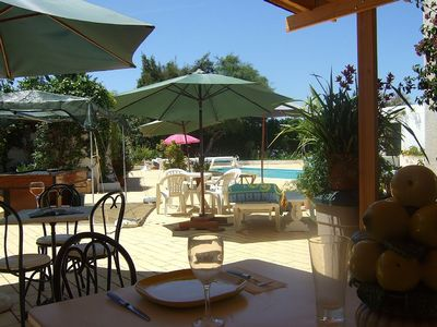Photo for Villa with big pool  in a quiet location, 1.5km from Carvoeiro Beach