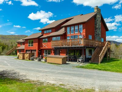 Photo for Dancing Horse Farm - Ski Lodge and Farm 3 Miles from Windham Mountain