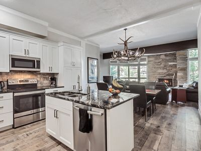 Complete Remodel, Deer Valley Getaway, 1 minute to Ski Lifts and Children's Ctr.