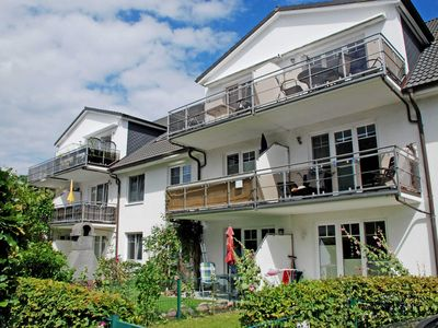 Photo for Apartment directly on Thiessowstrand