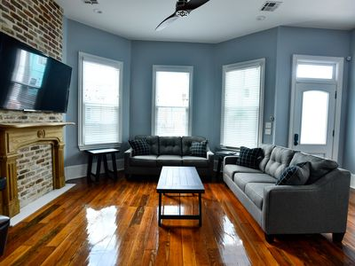 Photo for Historic Treme Luxury Home  1.6 Miles From The French Quarter