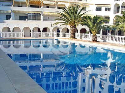Photo for One bedroom Apartment, sleeps 4 in Santa Fe de los Boliches with Pool