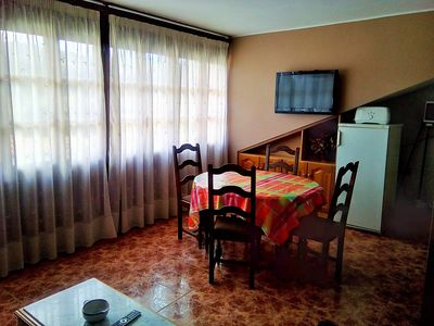 Photo for Apartment Under cover overlooking the Pico de Europa.