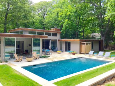 Photo for Sag Harbor - Stylish and Chic Contemporary House