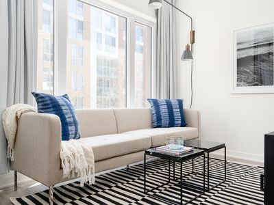 Photo for 1BR Apartment Vacation Rental in Montreal, Quebec