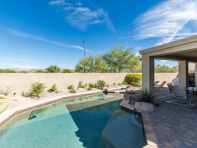 Photo for Beautiful Phoenix 4 Bdrm with Pool and Spa