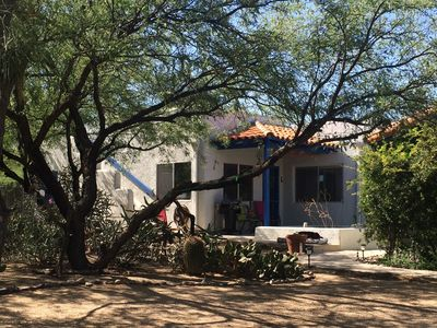 Photo for Private Catalina Mountain Casita on Cloud Nine!  Picturesque resort setting