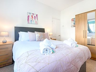 Photo for Home from home 3 bed house in central Swansea
