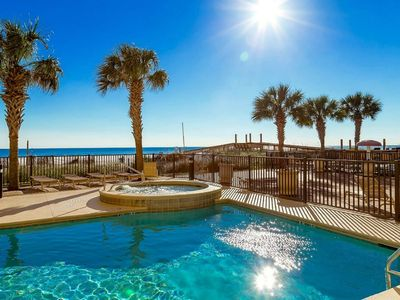 Photo for Seawind 1009~DIRECT GULF FRONT~STUNNING WEST CORNER VIEWS! PERFECT LOCATION!
