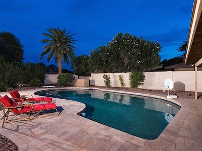 Photo for *SANITIZED* Prices Dropped!  Inspiration ~ Private Pool/4 BR/Old Town Scottsdale