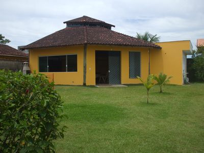 Photo for Rancho Lagoinha Chalets. Total 12 to 15 people (adults and children)