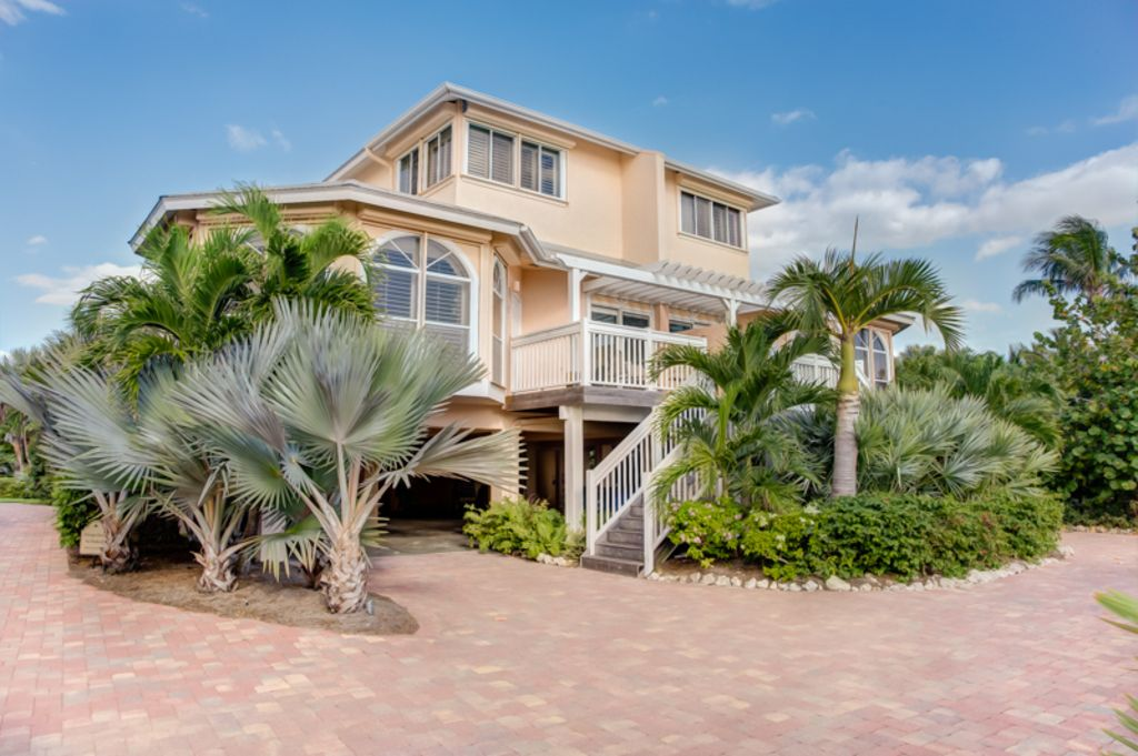 Captiva Beach Villa Conch Bay To Luxury