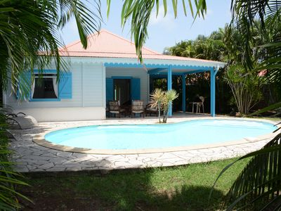 "Photo for Villa Célimène, ""coup de coeur"", typical Creole style, with swimming pool"