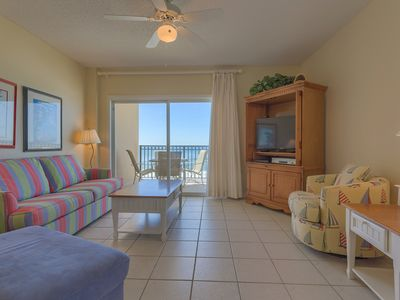 Photo for Legacy 403 Gulf Shores Gulf Front Vacation Condo Rental - Meyer Vacation Rentals
