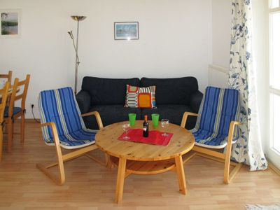 Photo for Apartment Am Steinberg (KSW105) in Koserow - 4 persons, 2 bedrooms