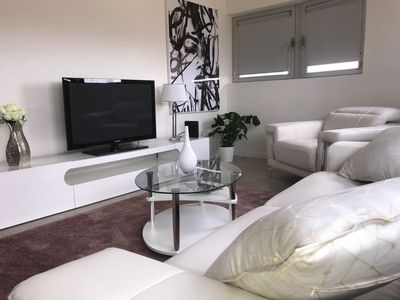 Photo for New designed Flat with luxury features. Weekly and Monthly available