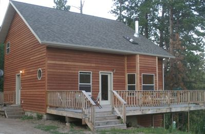 Private Lot! 4BR/3BA Sleeps 12, Near Terry Peak/Deadwood/ATV&Snowmobile Trails!!