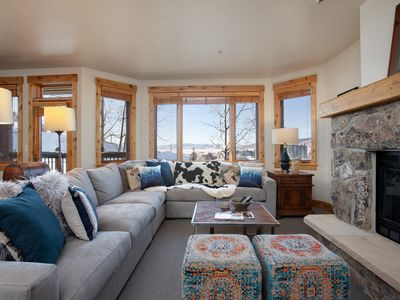 Photo for Mountain Views - Luxury Ski-In/Out - Pool/Hot Tub - Discounted Lift Tix Avail