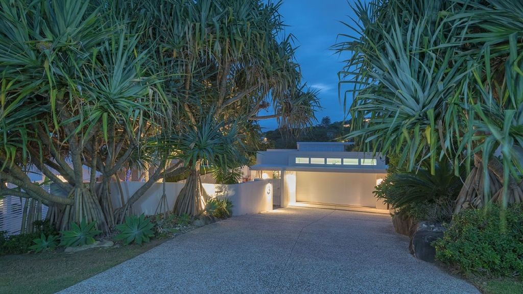 Iconic Noosa Beach House