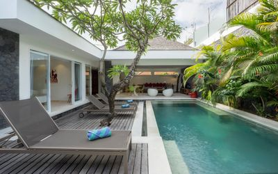 Photo for 2 BEDROOMS, LUXURIOUS VILLA IN SEMINYAK