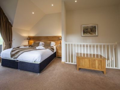 Photo for Mains of Taymouth, Kenmore ~ 5* 10 Maxwells - sleeps 2 guests  in 1 bedroom