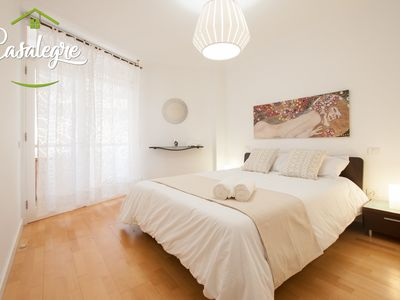 Photo for Spacious apartment in Playa de Salinetas with WIFI