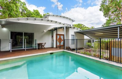 Photo for 6 Ibis Court - Modern tropical family home with inground swimming pool & outdoor entertaining area