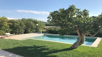 Photo for Charming Holiday Trullo with Private Swimming Pool, Garden, 3 Bedrooms in Ostuni