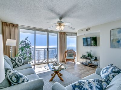 Photo for SPECIAL!! SEPT. $1995.00wk-Luxury End Unit w/Multiple Ocean Views - Sleeps 14