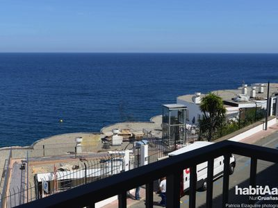 Photo for Apartment in Sant Feliu de Guíxols with sea views