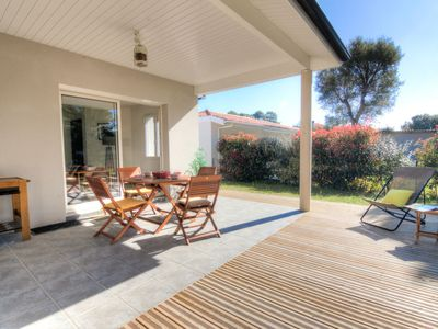 Photo for Vacation home La Plage in Labenne - 6 persons, 3 bedrooms