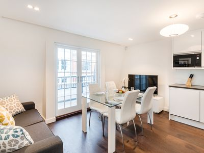 Photo for 2 BEDROOM APARTMENT FOR 5 GUESTS - FLAT 6 - THE SOUTH KENSINGTON COLLECTION
