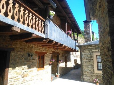 Photo for Self catering Oscos Valley for 2 people