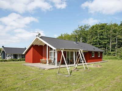Photo for Cozy Holiday Home in Storvorde Denmark with Private Spa