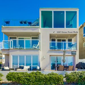Photo for **New Vacation Rental Property** Second Floor Ocean Front Condo