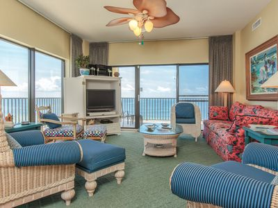 Photo for HAVE A BALL with Kaiser in The Palms #701: 3 BR/3 BA Condo in Orange Beach Sleeps 6